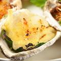 料理メニュー写真牡蠣グラタン
