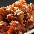 料理メニュー写真韓国からあげ