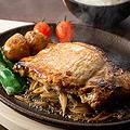 料理メニュー写真マテラ豚のトンテキ定食
