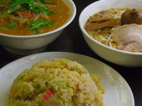 ボリューム満点のおいしい料理ですべてのお客様のお腹を大満足にできるお店です。