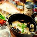 料理メニュー写真【オススメの頼み方】お魚派はお魚をセレクト!お肉とお魚両方でも◎炭火焼or塩釜焼or蒸し焼きで♪