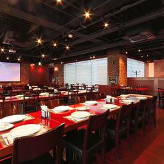 関東最大級200席の広さの店内は天井も高く開放的。予算に合わせた料理やオリジナルショーなどオプションサービスも豊富です。宴会・パーティー・謝恩会・二次会・歓送迎会・祝賀会などの貸し切りパーティーに最適!!