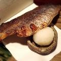 料理メニュー写真[開聞産]真鯛の一夜干し