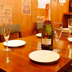 【デート利用に♪】カジュアルなデートにも、記念日デートにもぴったりなオシャレな空間♪〈飯田橋 デート 誕生日 記念日〉