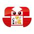 沼津甲羅本店 八宏園のロゴ