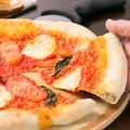 料理メニュー写真ピッツァ・マルゲリータ