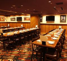 当店では、40名様まで収容可能なパーティルームを2部屋ご用意しています!まずはお問い合わせください。