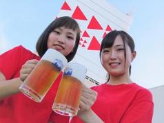 北海道ビアガーデン なまらうめEZO エゾビア特集写真1
