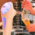 【完全個室/寿司/和食】大人気エクストラコールド!!最初の一杯は氷点下を体験ください!