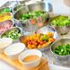 北海道の実りを感じられる食材を使ったお料理の数々
