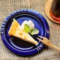 料理メニュー写真一番人気のフレッシュチーズケーキ