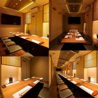 ■全室個室ですので、必ず『個室』を御用意致します!