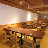 SOBA居酒屋 旬食酒 手打ち蕎麦 玉川 柏東口店の雰囲気3