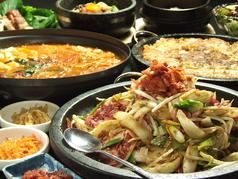韓国食彩 オモニ 各務原店のコース写真