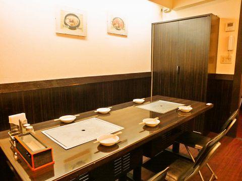 2階は16席のお座敷とテーブルでおくつろぎいただけます。