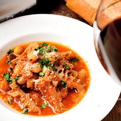 料理メニュー写真トリッパのトマト煮