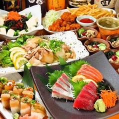 魚鮮水産 三代目網元 大宮西口店のコース写真