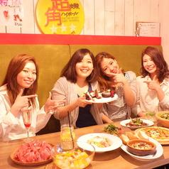 ゆったり寛げるソファ席は女子会・記念日・合コンなど各種宴会にぴったり☆