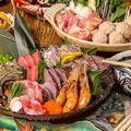 料理メニュー写真獲れたての新鮮な魚介類を豊富にご用意!