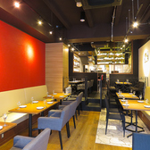 地中海キッチン Rey 神谷町店の雰囲気3