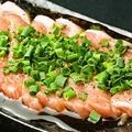 料理メニュー写真【お肉】豚トロ/なんこつ/ベーコンステーキ