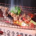 料理メニュー写真レアレバー ~鶏きもの炙りやき~(1本)