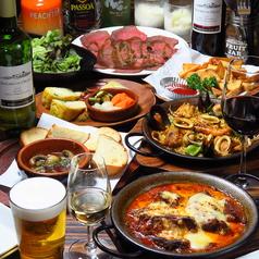 BeerBar Borracho ビアバル ボラッチョ 湯島店のおすすめ料理1