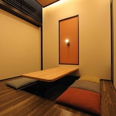 【完全個室】4名~6名様に最適!人気のお席なので事前の予約をおすすめします!