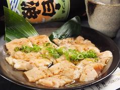 焼センマイ(タレ・塩)/アカセン(タレ・塩)/ウルテ(タレ・塩)/マルチョウ(タレ・塩)