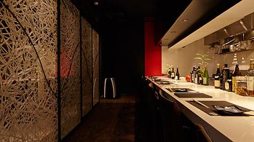 創作和食 堂間の雰囲気1