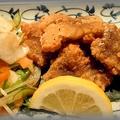 料理メニュー写真【鯨竜田揚げ】 ・・・もうっご存知! 鯨料理の定番であります