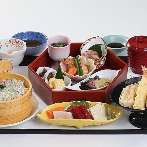 【お昼におすすめ】特別いろどり弁当◇全6品◇2,500円(税込)
