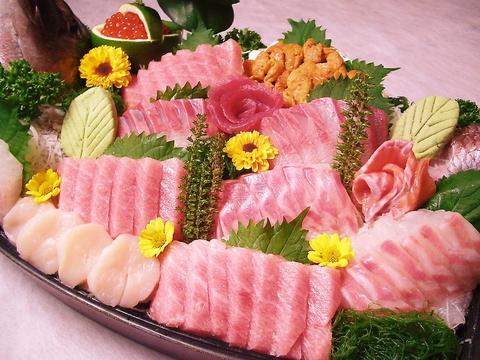各種ご宴会ご予約受付中!自慢の日本料理を宴会コースで提供します!