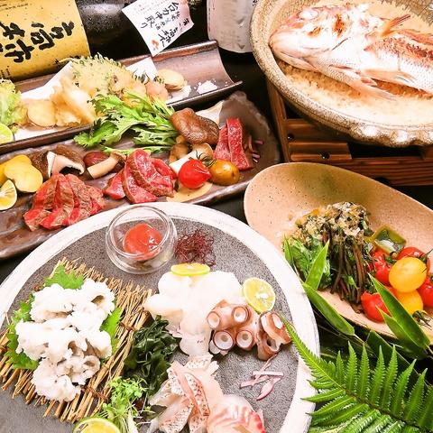 【料理のみ】使い方に応じて特別なひと時の 12000円コース