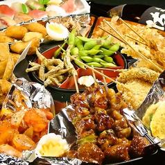 八風亭 堺東店 居酒屋のおすすめ料理1