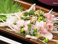 料理メニュー写真梅ミノ刺