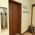 【2階でも楽々♪広々エレベーター2台】ベビーカーでも安心♪広々としたエレベーターを2台設置しております★当店はソファ席も多くご用意させていたいておりますので昼宴会にもお気軽にご相談ください。