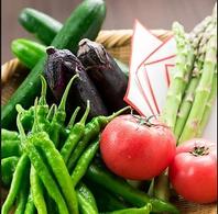 京野菜をはじめ、厳選した食材で作る京料理