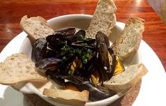 料理メニュー写真ムール貝の白ワイン蒸し