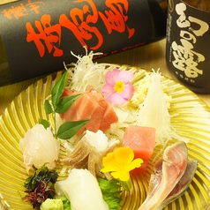 旬魚菜 海どんのコース写真