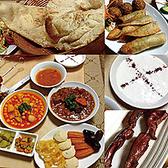 <幸せランチ>【おなかペコペココース】!イラン・トルコ・ウズベキスタン料理をデザートまで頂けます。