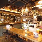 ブルックリンカフェ THE BROOKLYN CAFE 栄 テレビ塔店の雰囲気2