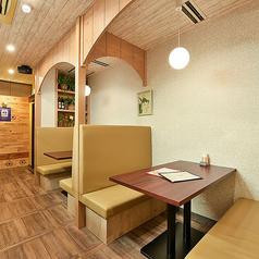 イタリアン&ホットケーキ ボッカフェリーチェ 船橋店の雰囲気1