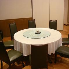 テーブル半個室あり(13名~27名様用)