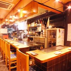 京都 鉄板 たちばなの雰囲気2