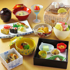 旬彩和食 うえの山 日本橋店のコース写真