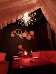 【Rose】2~6名様までOKのソファー個室※個室はサービス料として会計時に10%頂きます。