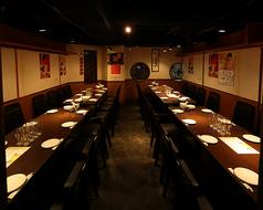 台北夜市 ハイアット小田急第一生命ビル店の雰囲気1