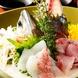 館山船形漁港直送の名物粋な盛り合わせはいかがですか!!