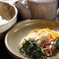 料理メニュー写真権兵衛鶏飯(けいはん)